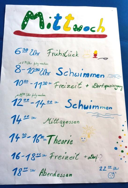 Gesamtschule Königs Wusterhausen_Schwimmlager Lindow 2018_3