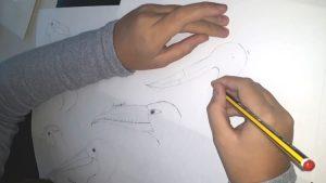 Gesamtschule KW_Erste Ergebnisse aus der AG Wissenschaftliches Zeichnen_6