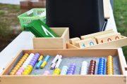 Montessori Grundschule_Perlen aus dem Mathematik-Unterricht